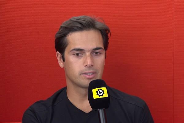 Fórmula E Últimas notícias VÍDEO: Piquet entrevista Piquet em papo familiar