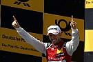 DTM DTM 2017: Audi-Fahrer Rene Rast