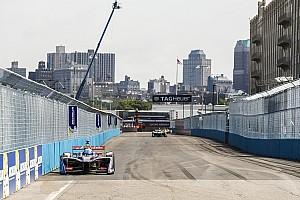 Formule E Raceverslag Formule E New York: Bird houdt hoofd koel en wint eerste race, P9 Frijns