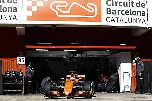 F1 Artículo especial Ya a la venta las entradas para la pretemporada 2018 de F1 en Barcelona