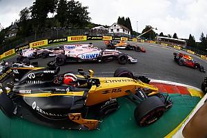 Formule 1 Réactions GP de Belgique : ce qu'ont dit les pilotes