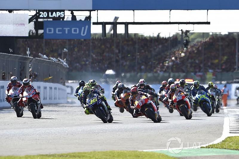 MotoGP exibe calendário 2018 sem Silverstone e com Tailândia