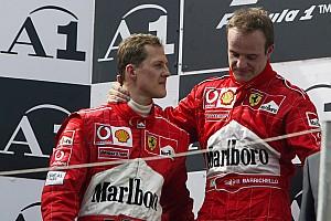 """Barrichello relembra Áustria 2002: """"Vomitei de raiva"""""""