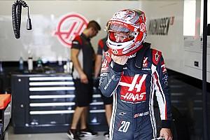 Les critiques sur l'éthique de Magnussen rendent perplexes chez Haas