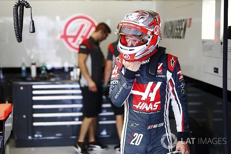 Chefe da Haas defende Magnussen de críticas de antigos times