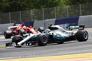F1 Reporte de la carrera Victoria de Bottas en Austria con Vettel segundo y Pérez en séptimo
