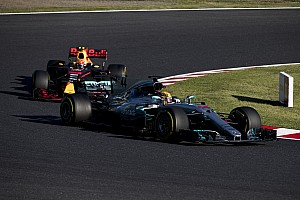 تحليل السباق: كيف تمكّن فيرشتابن من مواصلة الضغط على هاميلتون في سوزوكا