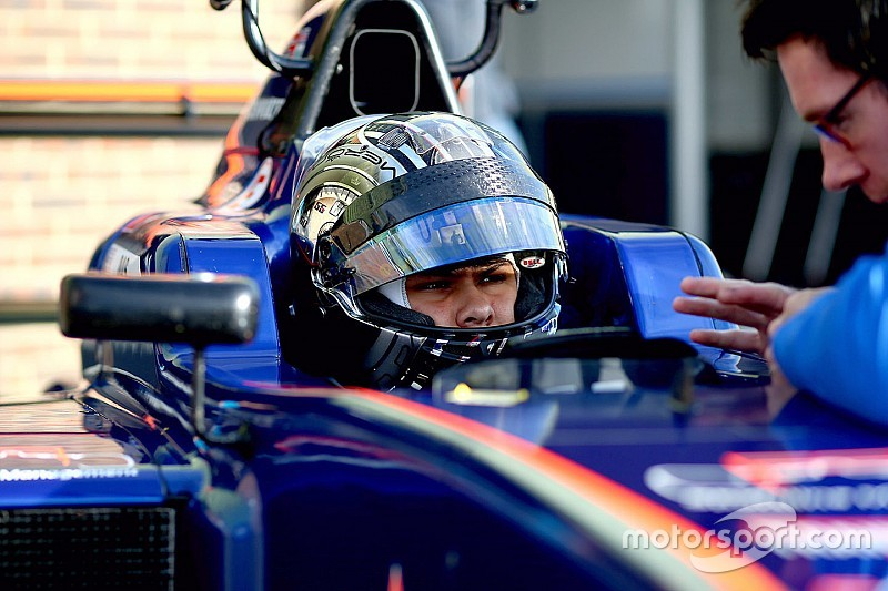 F4 US champion Das signs with Carlin in BRDC F3