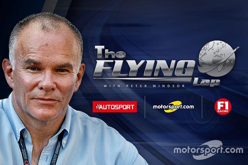 Motorsport Network und Kommentator Peter Windsor mit neuer Video-Serie
