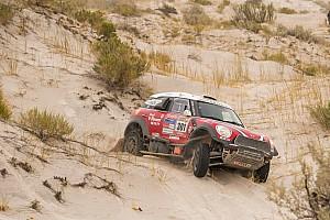 Cross-Country Rally Resumen de la etapa Terranova se impuso entre los Autos en el DR40 Norte