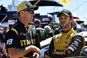 NASCAR Sprint Cup Noticias Para Daniel Suárez, el séptimo lugar fue