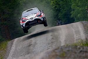 WRC Важливі новини У маршруті Ралі Фінляндія-2018 не буде легендарної спецділянки