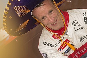 WRC 速報ニュース 【WRC】「もうダメだと思った」とミーク。メキシコ最終SSを振り返る