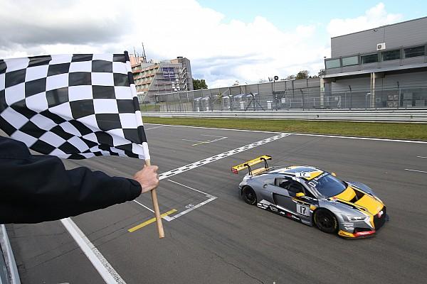 BSS Frijns y Leonard se llevan la última victoria y el título de las Blancpain Sprint