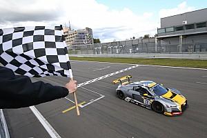 Blancpain Sprint Raceverslag Blancpain Sprint-titel voor Frijns en Leonard na bizarre ontknoping