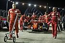 El doble abandono de Ferrari fue un récord negativo