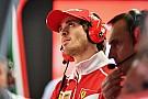Le Mans Giovinazzi podría disputar con Ferrari las 24 Horas de Le Mans