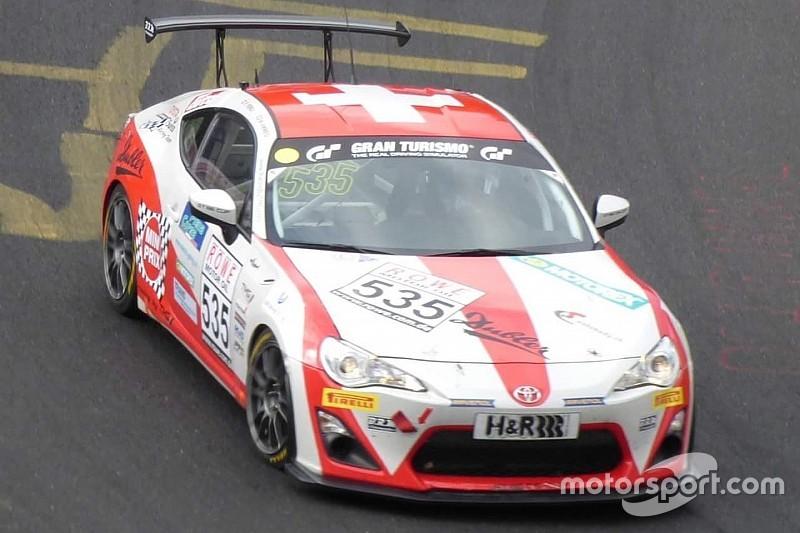 VLN: una bella sorpresa per la Toyota Swiss Racing!