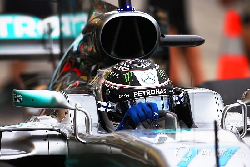 Bottas sera pénalisé sur la grille de départ à Suzuka
