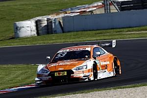 DTM Preview Audi veut poursuivre sur sa lancée sur le Hungaroring