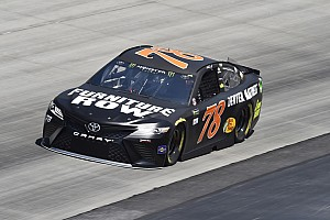 NASCAR Cup Race report Martin Truex Jr. wins action-packed first stage at Dover