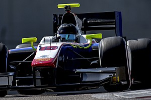 FIA F2 Testing report Marciello tops first day of post-season GP2 test