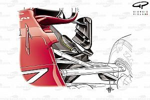 Топ-5 технічних тенденцій Ф1 у 2017 році