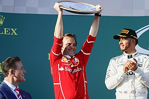 Блог Подзігуна: Шість кіл, які змінили все для Феттеля та Ferrari