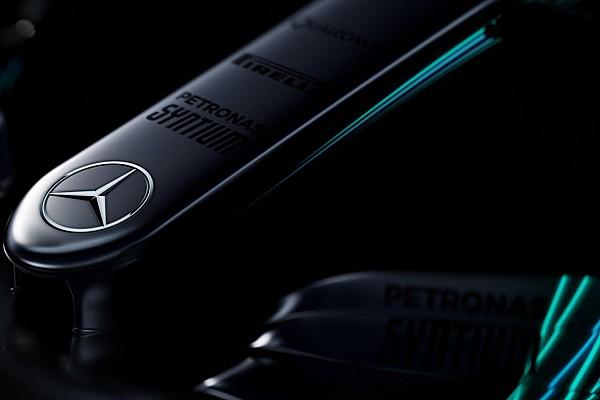 Formula 1 Son dakika Mercedes, 2017 F1 aracı W08'e dair ilk fotoğrafları yayınladı