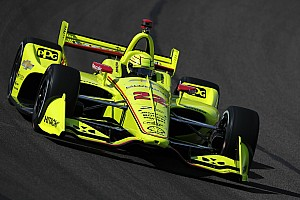 IndyCar Crónica de entrenamientos Pagenaud marca el mejor tiempo en la primera práctica
