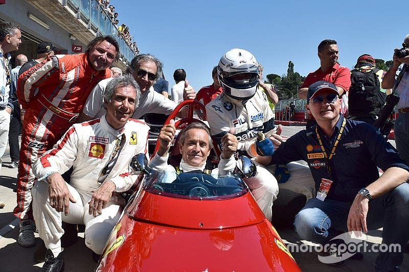 How to create a new F1 legends series