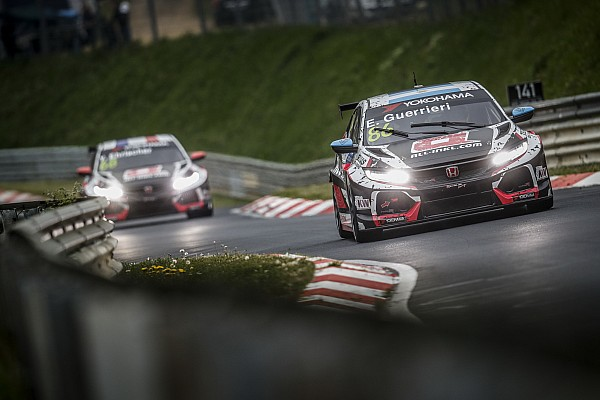 Nurburgring WTCR: Guerrieri takes first win of 2018