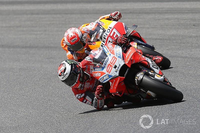 """Marquez: """"Zege was ook zonder crash niet mogelijk"""""""