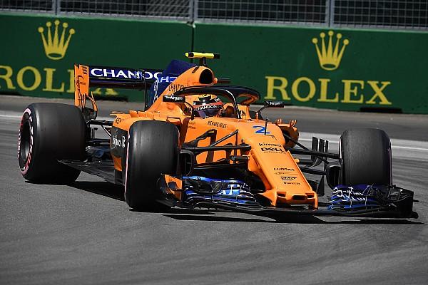 McLaren: Poor qualifying down to downforce
