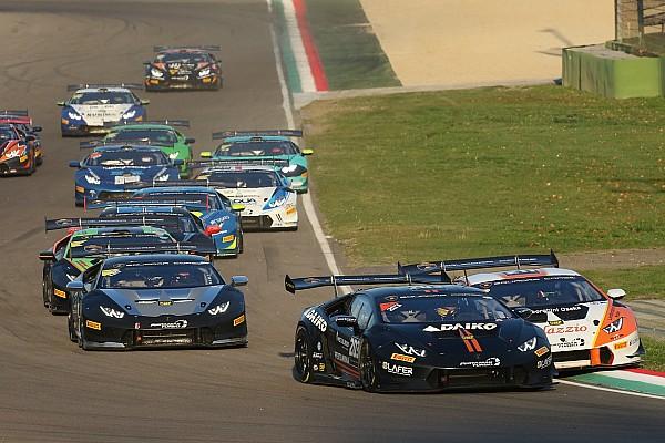 Lamborghini Super Trofeo I più cliccati