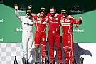 巴西大奖赛:维特尔轻松赢下赛季第五胜