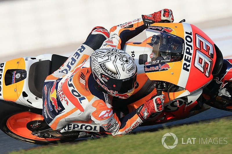 """Honda """"will always be"""" Marquez's first choice"""