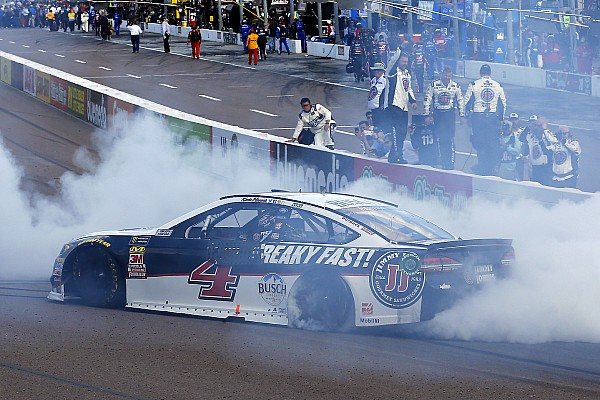 Four Top 10s at Phoenix: A first for Stewart-Haas Racing