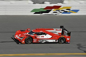 IMSA Crónica de entrenamientos Conway lidera la práctica final en Daytona
