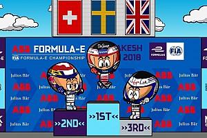 Fórmula E Crónica de Carrera VIDEO: Los