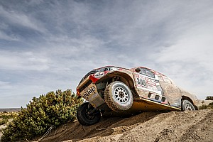 Dakar Stage report Dakar Stage 11: Ten Brinke dari Toyota tercepat