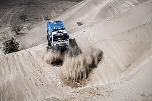 Dakar Resumen del tramo VIDEO: La etapa 12 para camiones en el Dakar