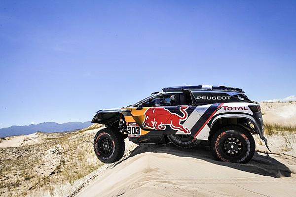 Dakar Reporte de la carrera Sainz acaricia su segundo Dakar tras el descalabro de Peterhansel