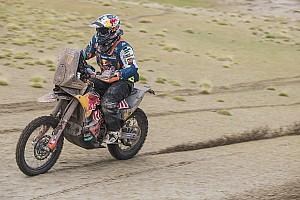 Dakar Etap raporu Dakar 2018, 10 Etap: Walkner sürpriz bir şekilde liderliği ele geçirdi