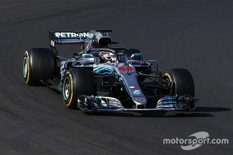 Elección de neumáticos conservadora de Mercedes para Spa y Monza
