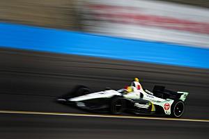 IndyCar Noticias Fittipaldi está listo para su debut en IndyCar