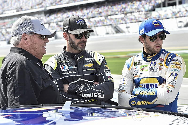 """Rick Hendrick: Change at HMS required """"tearing down the walls"""""""