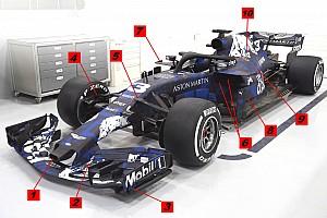 Technik-Check: So innovativ ist der neue Red Bull RB14