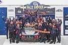 WRC WRC Swedia: Menang, Neuville pimpin klasemen