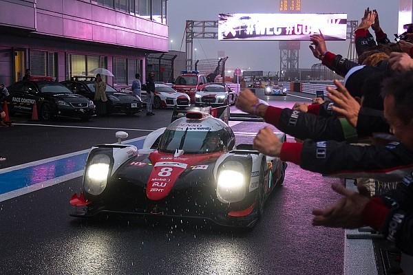 WEC Reporte de la carrera Toyota mantiene viva la esperanza de título en el WEC y Molina gana en Fuji
